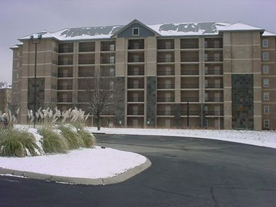 condos vacation rentals by owner pigeon forge tennessee
