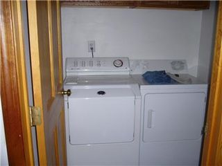 Meredith house photo - Laundry