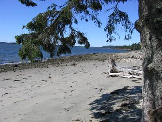 Addison cottage photo - Southern end of Bernie's Beach-
