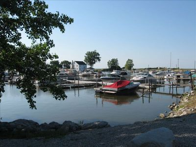 "Our many docks and waterways give our community a true ""summer getaway"" feeling"