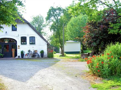 HOUSE BUNG in Reitland, near the beach on the Jade Bay / Wadden Sea, away from the crowds