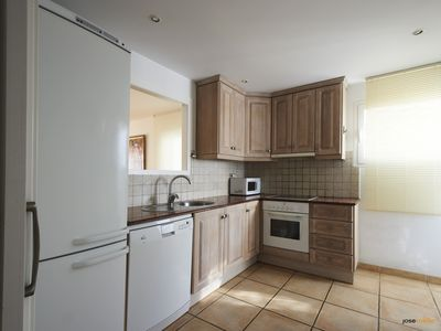 Altea apartment rental - kitchen