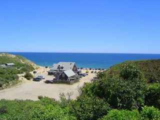 Wellfleet house photo - Only 1 mile away-The Famous Beachcomber- Oceanfront Restaurant and Bar!