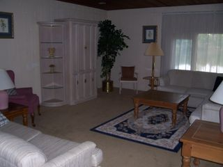 Rehoboth Beach house photo - Large Living Room Overlooking the Lake Room for Everyone