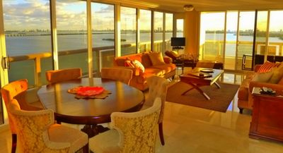 MIAMI Magic. Venetian Cswy, Miami Beach, Port of Miami. MIAMI Vacation Rental.