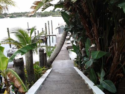 Cottages on Intracoastal Waterway with Private Dock/Boat Slips