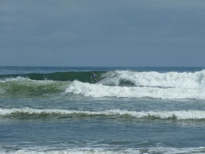 Cabuya surf break