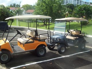 Rio Mar villa photo - Two golf carts included
