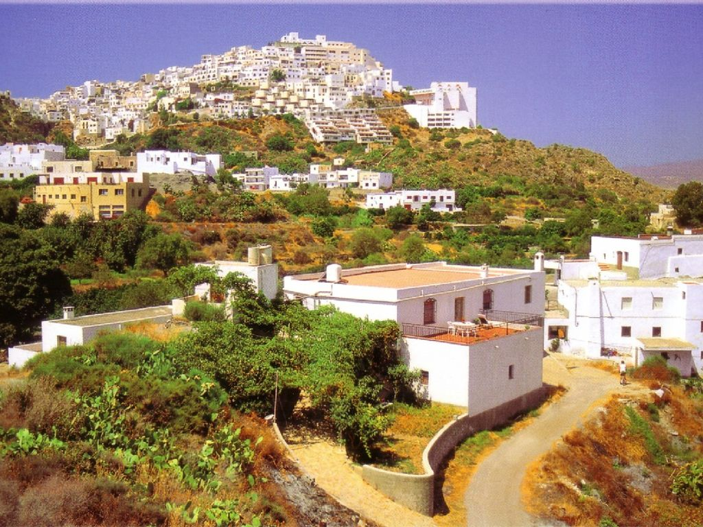 Villas in Mojacar Playa