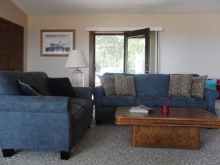 Oscoda house photo - living room