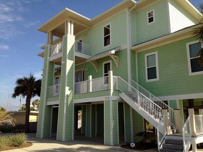 Pensacola Beach House Rentals on Homes Vacation Rental   Vrbo 307879   3 Br Pensacola Beach House