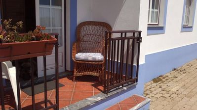 Alentejo - Beach Apt, MILFONTES (On the Sea Beach)