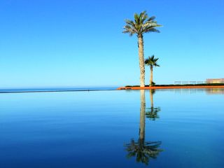 Puerto Penasco condo photo - Negative edge pools to take you away....