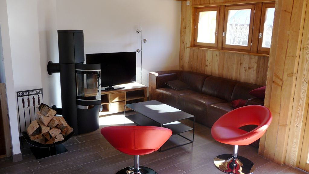 Peaceful house, 110 square meters