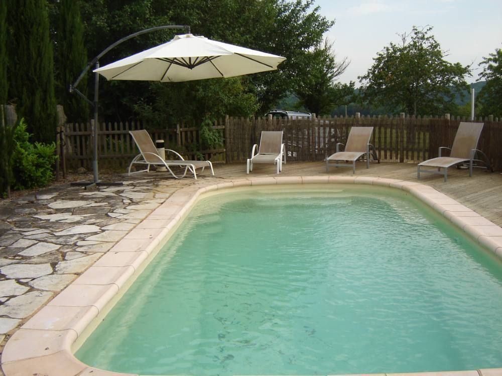 Peaceful house, with pool , Campagnac-lcs-quercy