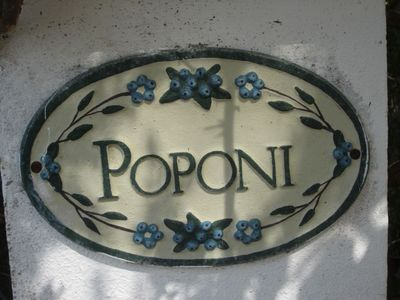 Poponi, from the Swahili word for paradise
