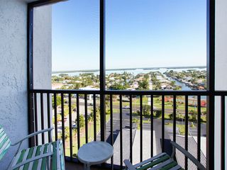 Fort Myers Beach condo photo - Guest Bedroom Lanai view