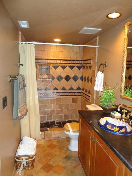 The Bungalow-Guest bathroom