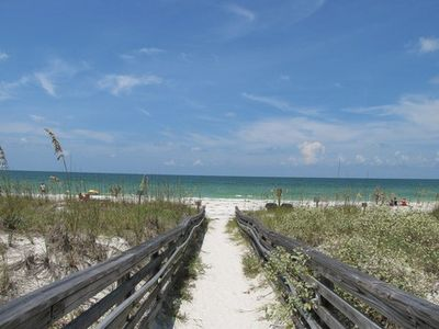 Honeymoon Island State Park!! 15 Minutes away from Lansbrook Village Condo.