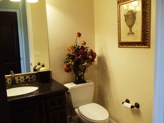 Guest Powder Room - Temecula estate vacation rental photo