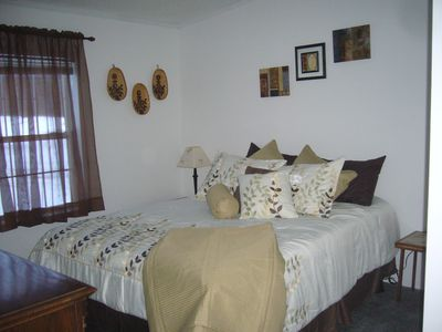 Crystal Mountain, Thompsonville house rental - Bedroom