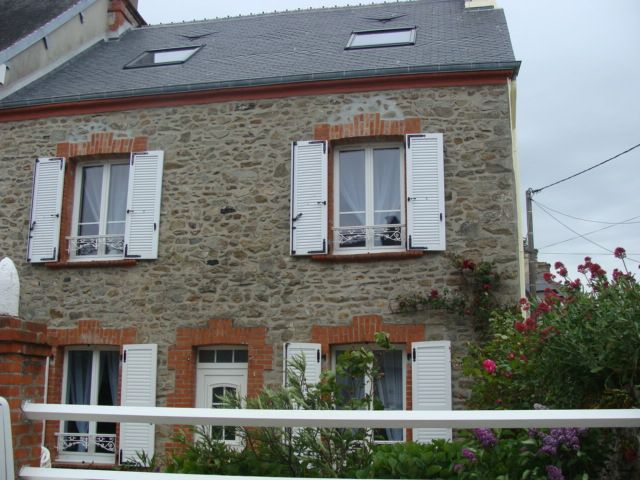 House, close to the beach