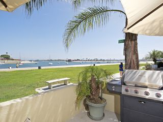 San Diego house photo - Waterfront - enjoy beautiful Sail Bay