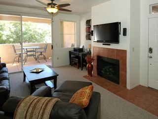 Ahwatukee condo photo - Main pool, whirlpool & fitness center