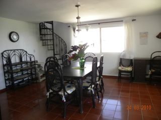 Puerto Plata villa photo - Full size dining room for big groups and also internet/desk for your use