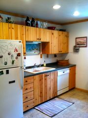 Black Hawk cabin photo - Kitchen with everything you need!