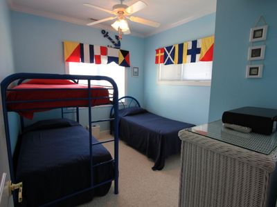 Second Floor Bunk Bedroom