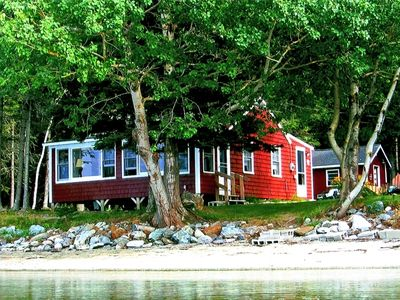 Brooklin cottage rental