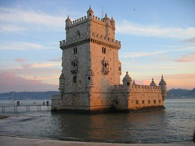 Cascais apartment rental - Belem Tower - Lisbon