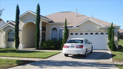 Orange Tree bungalow rental - Your luxury vacation home in Orlando