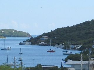 Culebra house photo - View from back deck