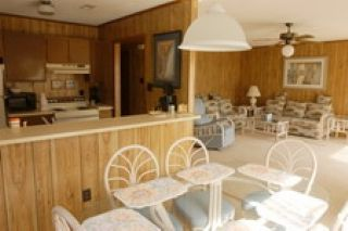 Oak Island house photo - Dining Area