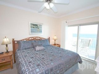 Gulf Shores condo photo - Balcony access from master bedroom