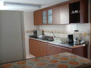 Santa Marta condo photo - Kitchen Including Auxiliary Dining Table