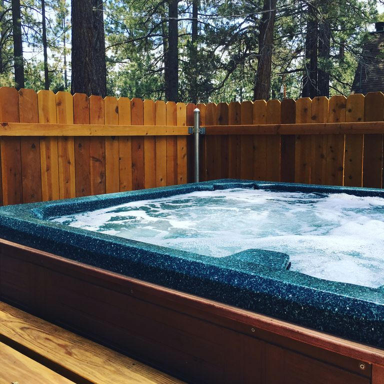 Cozy Big Bear Lake Cabin With Hot Tub Close Vrbo