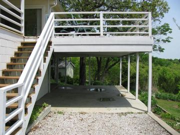 Carport LOW CLEARANCE