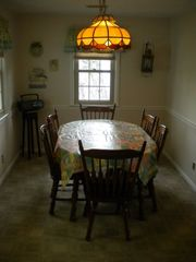 Vermilion house photo - Dining area