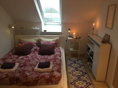 Nicely furnished and well-equipped private apartment very close to Aarhus city