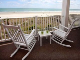 Ocean Drive Beach condo photo - Oceanfront relaxation, just steps to North Myrtle Beach and the Atlantic.