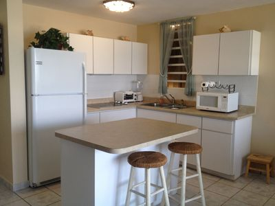 Luquillo condo rental - Kitchen #3