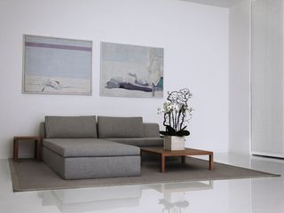 Milan apartment photo - Living room