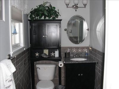 Master Bath - has Stall Shower