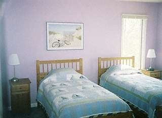 Rehoboth Beach condo photo - 2nd Bedroom (two twin beds)