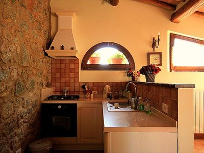 Porcilaia kitchen