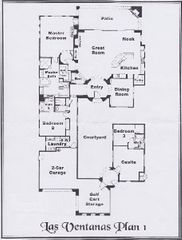 La Quinta estate photo - Spacious Floor plan
