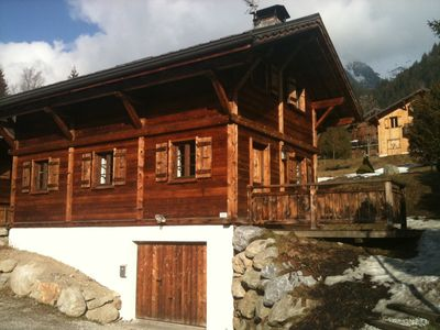 Luxury 3 bedroom ski chalet in Les Contamines-Montjoie